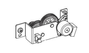 Lexmark Genuine OEM 41X0313 Calibration Roller Motor