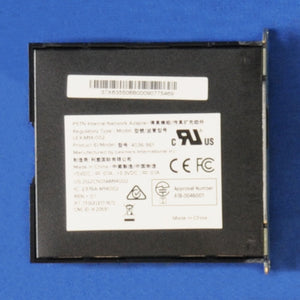 Lexmark Genuine OEM 41X1374 Fax Card Description: Note: This part is not applicable to MX512de (7017?636) models.