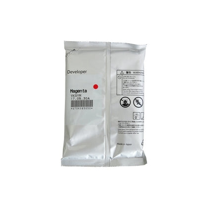 Xerox OEM 675K85050 Magenta Developer Powder