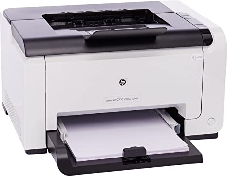 HP Refurbished Color LaserJet Pro CP1025NW