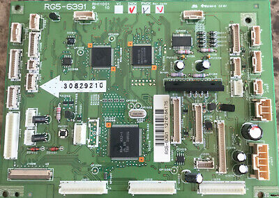 HP Refurbished RG5-6391 DC Controller Board, 4600 Only