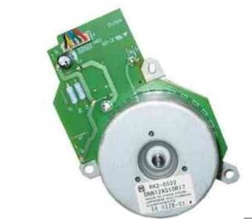 HP Refurbished RL1-0587 Main Motor  - 26.2 watt DC motor on lower right side of printer - Motor M1