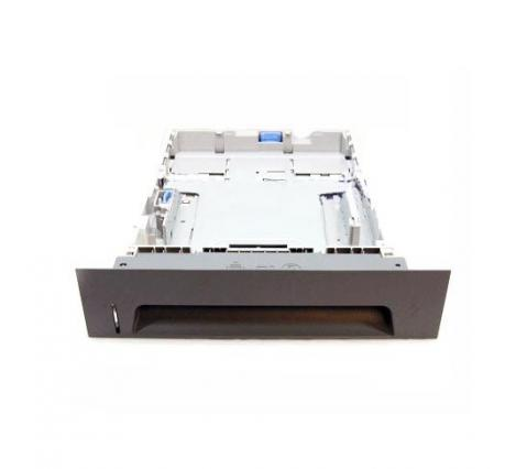 HP Refurbished RM1-1486 250 Sheet Paper Tray Cassette - Pull out cassette that the paper is loaded into - Does NOT include the paper feed base assembly