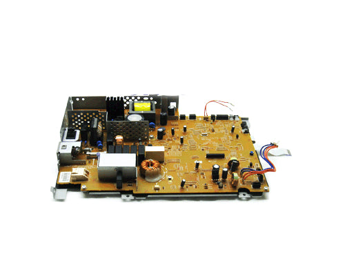 HP Refurbished RM1-1516 Engine Controller Board - For 110/127 VAC - Engine controller PC board and metal pan