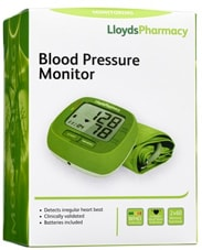 LloydsPharmacy blood pressure monitor