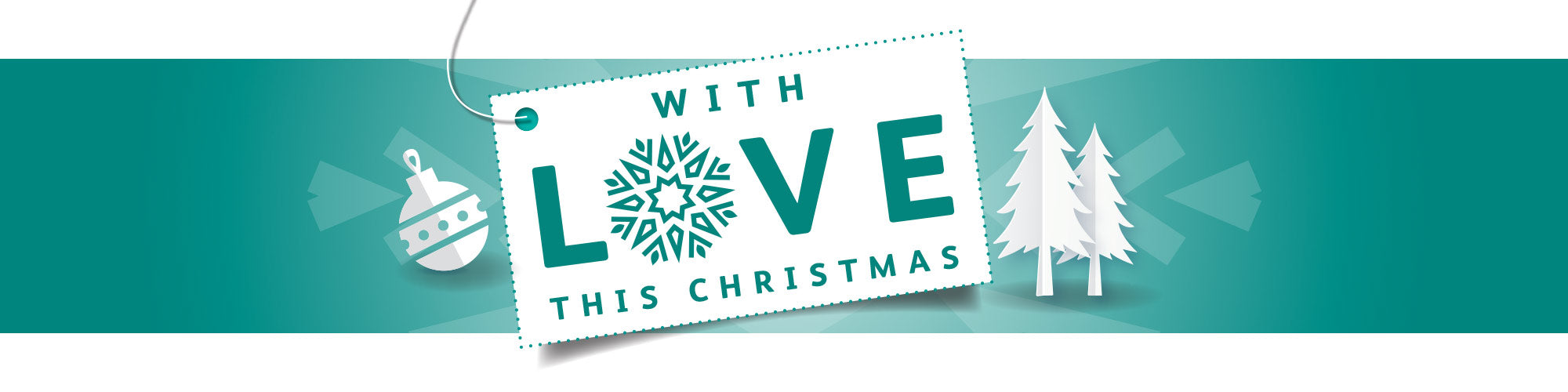 With love this Christmas