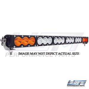 BARRA LUZ L.E.D LIGHT BAR: 120W 83CM 17100LM