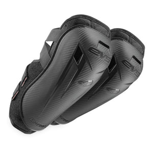 CODERAS EVS Option Elbow Guards negro