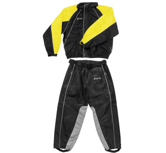 IMPERMEABLE FROG TOGGS AMARILLO