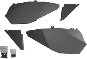 PUERTAS Dragonfire Door Panel and Slammer Kit Polaris