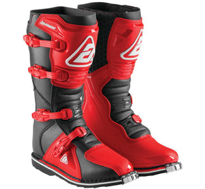 Botas Answer AR1 Race Boots (Rojo/negro)