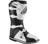 Botas Answer AR1 Race Boots (Blanco/negro)