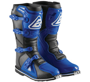 Botas Answer AR1 Race Boots (Azul/negro)