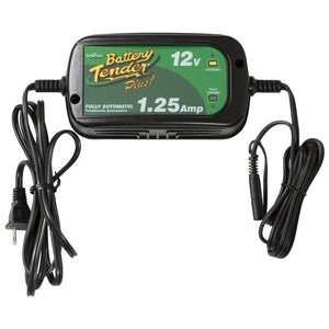 CARGADOR DE BATERIAS Battery Tender Plus Charger High Efficiency