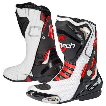 Botas Cortech Impulse Air RR WHITE/RED (Blanco/Rojo)