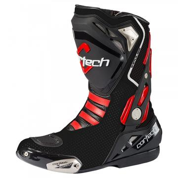 Botas Cortech Impulse Air RR BLACK/RED (Negro/Rojo)