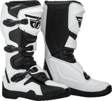 BOTAS FLY RACING MAVERIK BOOTS WHITE