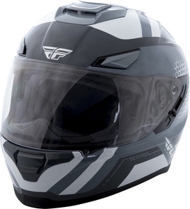 CASCO FLY RACING SENTINEL MESH HELMET GREY/WHITE XS