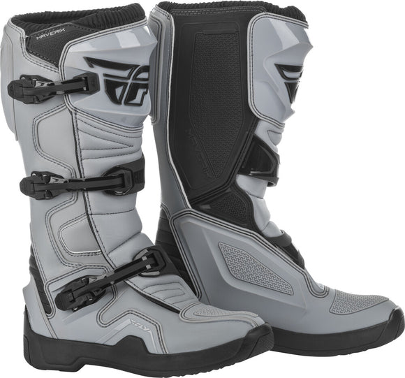 BOTAS FLY RACING MAVERIK BOOTS GREY