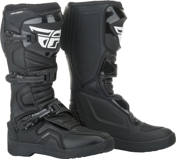 BOTAS FLY RACING MAVERIK BOOTS BLACK