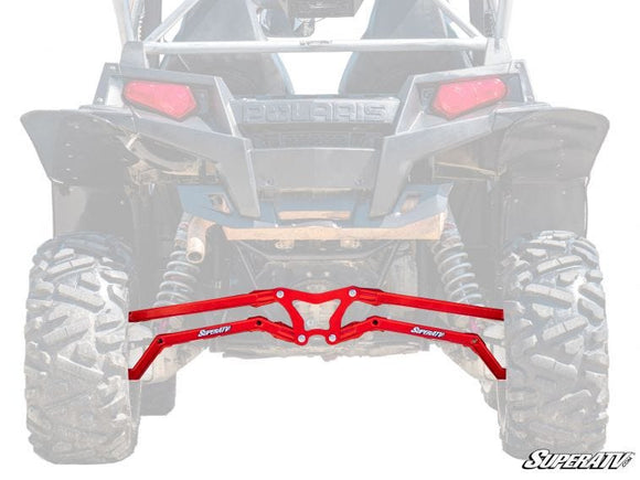 Polaris RZR XP 900 KIT SUPERATV barras suspension traseras high clearance