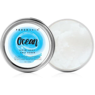 Bikini Body Dead Sea Salt Scrub (Ocean) - SCANDALICIOUS GIRL