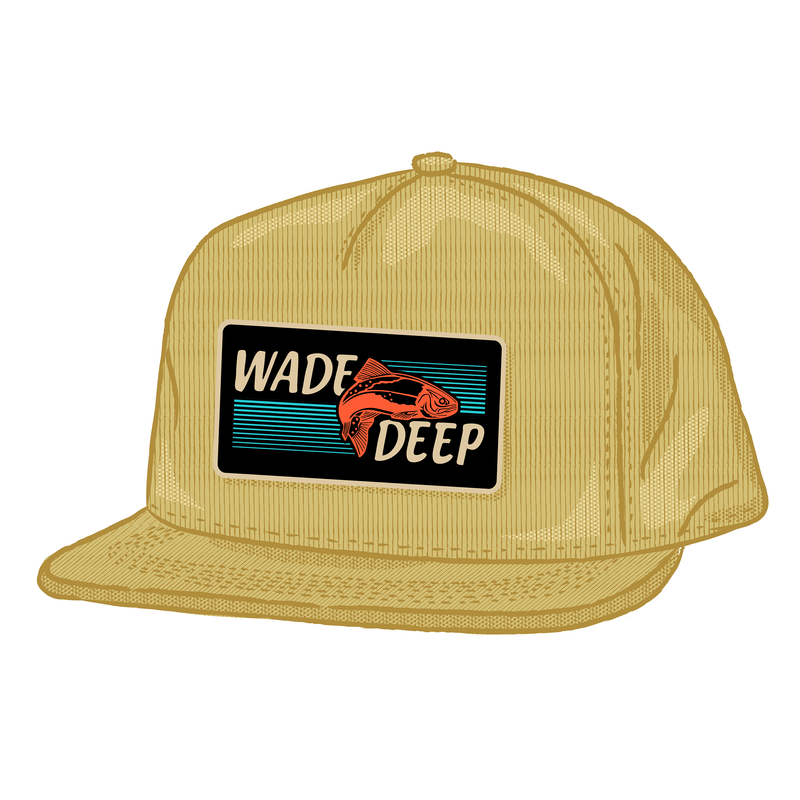 2020 Wade Deep Hat - The Walton - No SFP Tech