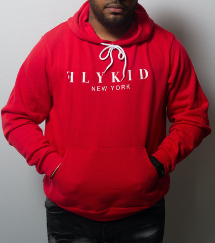 Flykidny signature hoodie