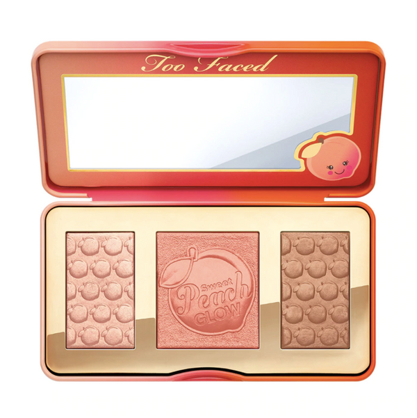 Sweet Peach Glow FACE PALETTE
