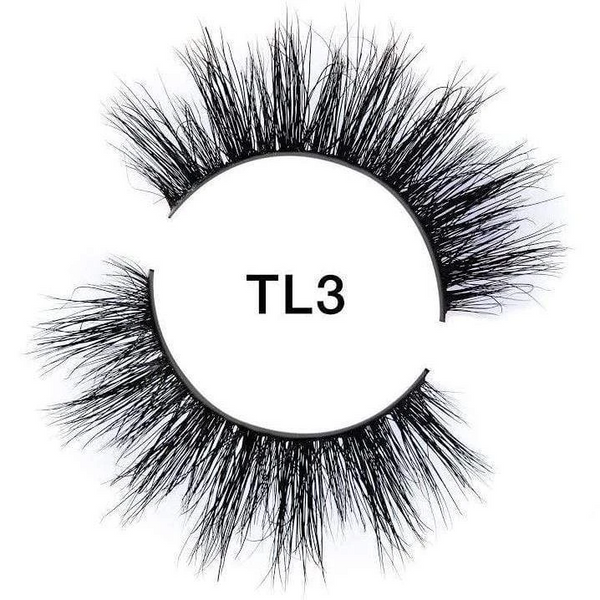 3D Luxury Mink Lashes TL3