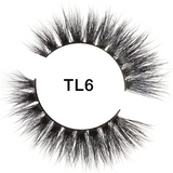 3D Luxury Mink Lashes TL6