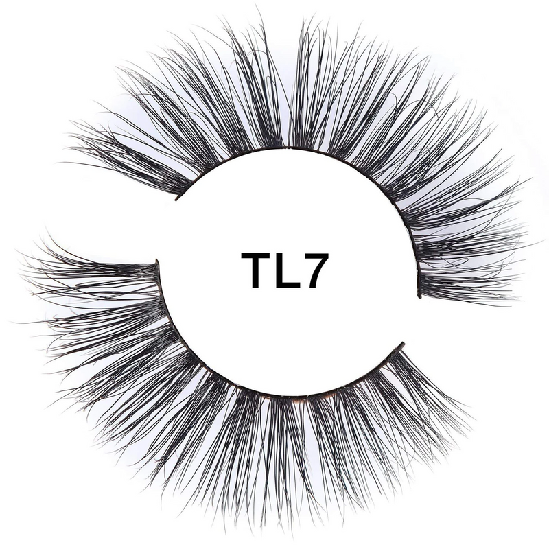 3D Luxury Mink Lashes TL7