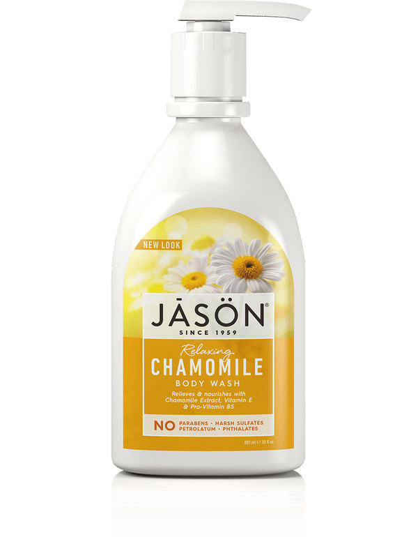Relaxing Chamomile Body Wash