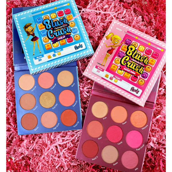 Blush Crush 9 Color Blush Palette (2 Colors)