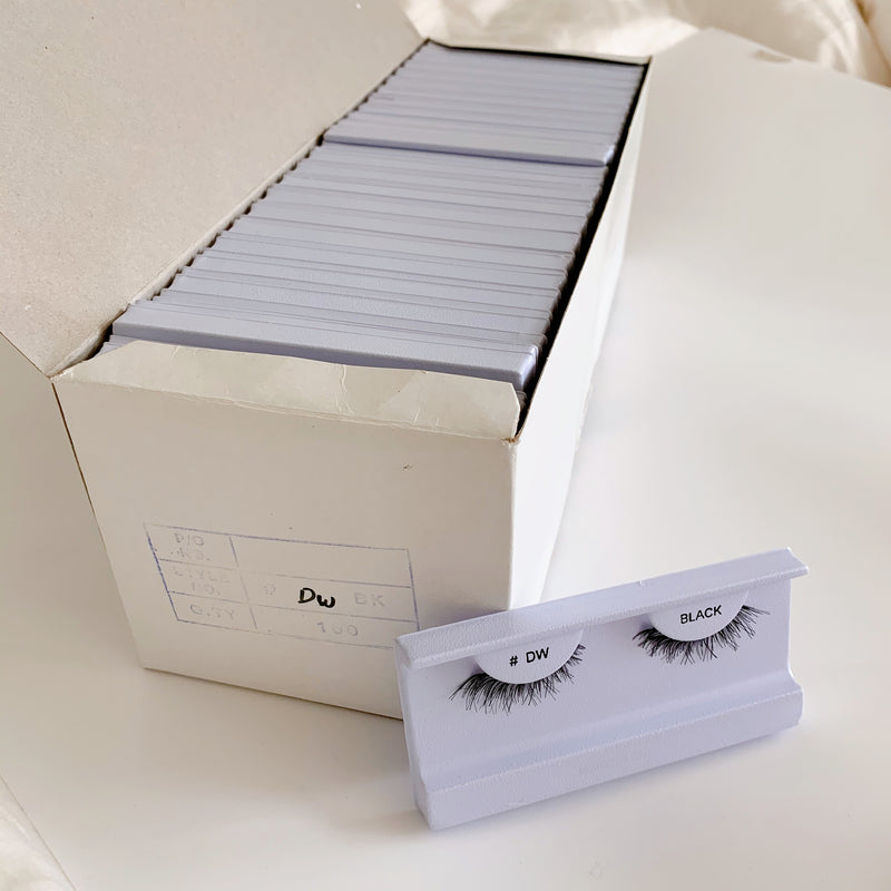 100 Bulk Dr. Laash's eyelashes (1 Box)