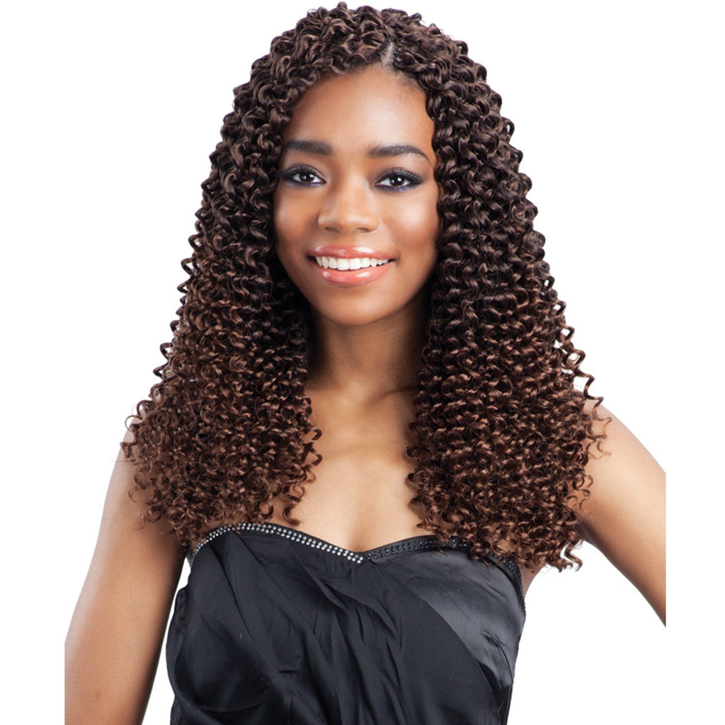 FREETRESS SYNTHETIC CROCHET BRAID WATER WAVE BULK 12 INCH