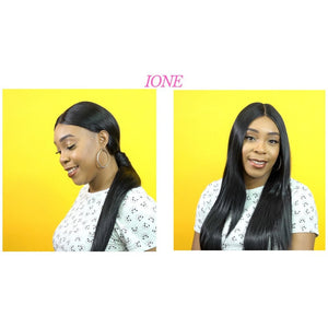 ZURY SIS SYNTHETIC BEYOND YOUR IMAGINATION LACE FRONT WIG - BYD PONY H IONE