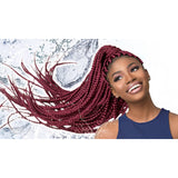 Sensationnel African Collection - 3X RUWA PRE - LAYERED BRAID 24""