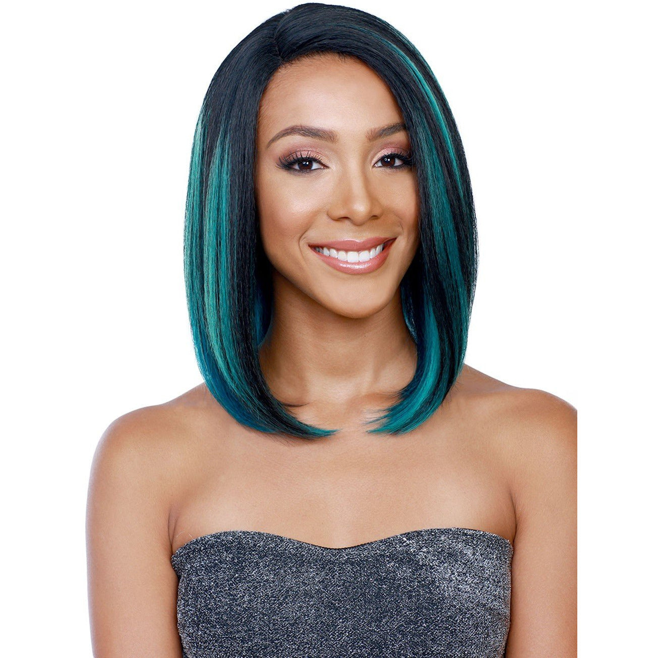 BOBBI BOSS LACE FRONT WIG MLF74 COPPER