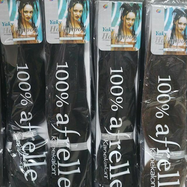 Wholesale for Zury Hollywood Yaky Braiding Hair (100 PACKS/BOX)