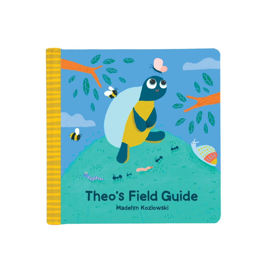 Theo's Field Guide Board Book-Manhattan Toy Company-Shop at Nook