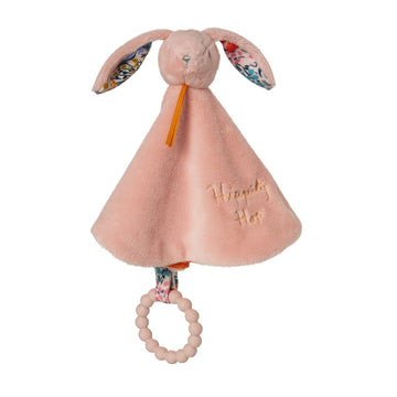 Hippity Hop Bunny Lovey-Manhattan Toy Company-Shop at Nook