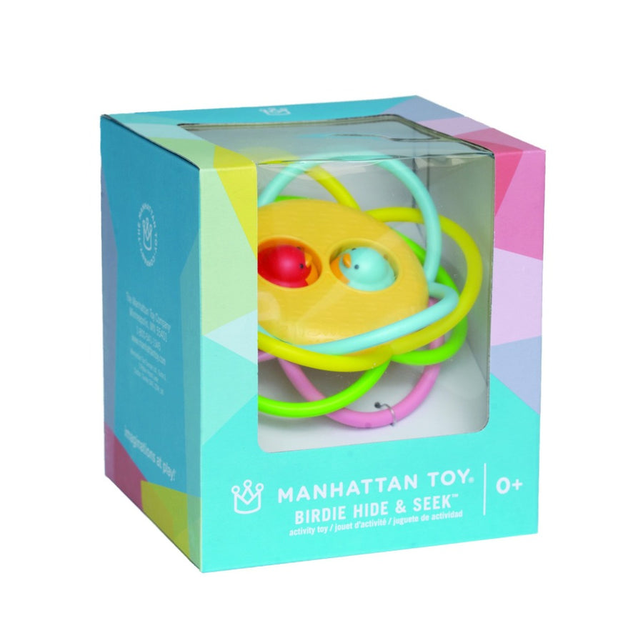 Birdie Hide & Seek-Manhattan Toy Company-Shop at Nook