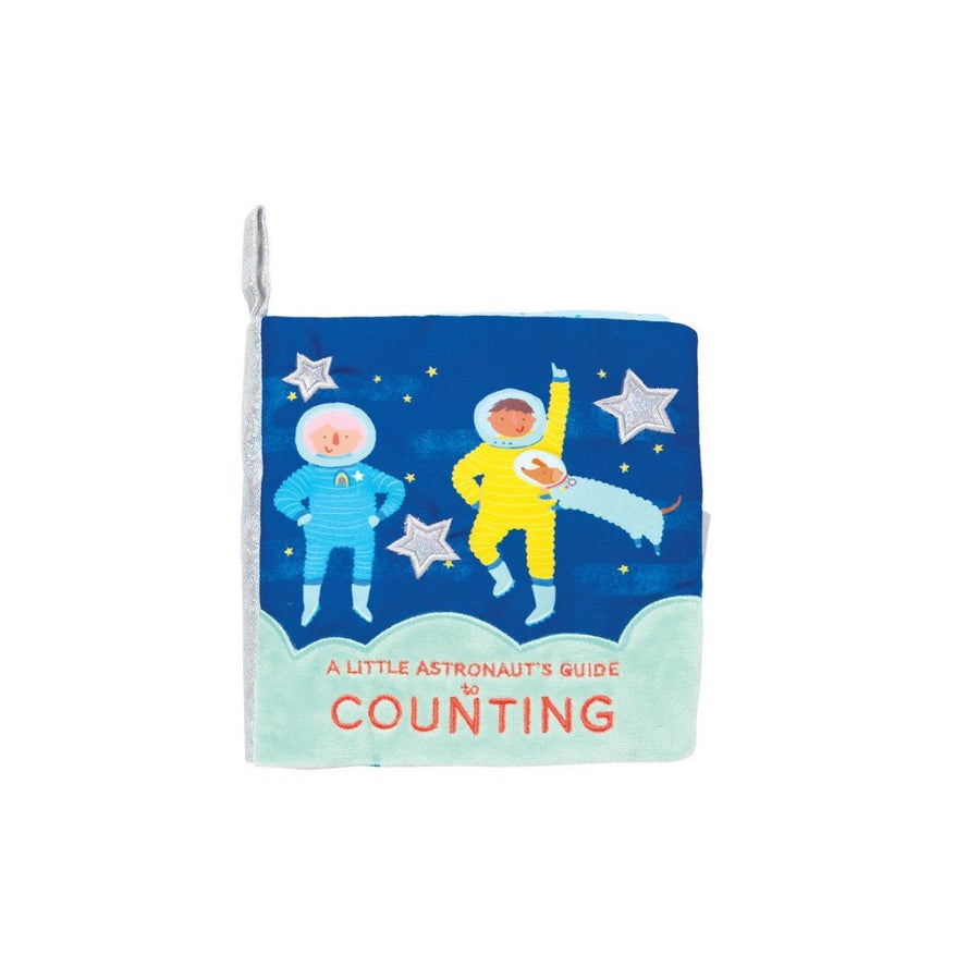 Space Counting Soft Activity Book-Manhattan Toy Company-Shop at Nook