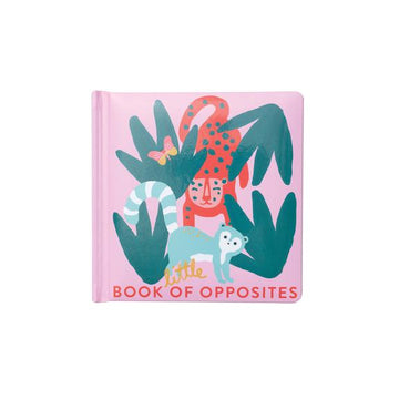Natural Historian Opposites Book-Manhattan Toy Company-Shop at Nook