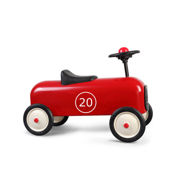 Racer - Red-Baghera-Shop at Nook