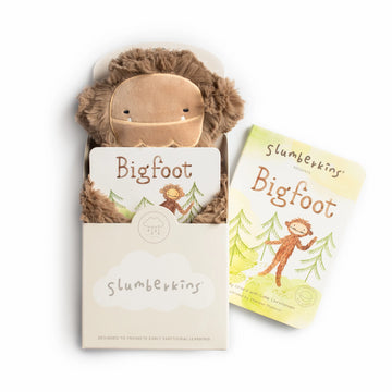 Bigfoot Snuggler Bundle-Slumberkins-Shop at Nook