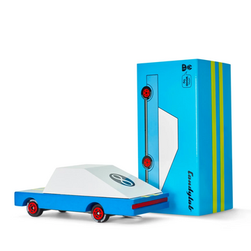 Candycar - Blue Racer-Candylab Toys-Shop at Nook