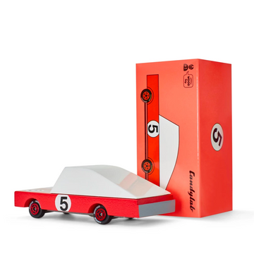 Candycar - Red Racer-Candylab Toys-Shop at Nook