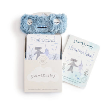 Hammerhead Snuggler Bundle-Slumberkins-Shop at Nook